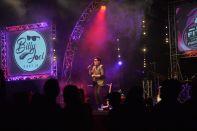 Billy Joel Tribute UK onstage at Pontins (03)